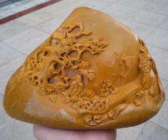 惠农黄蜡石