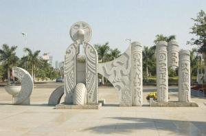 甘南景观雕塑
