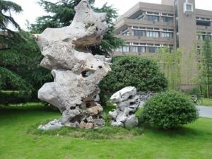 兰州太湖石