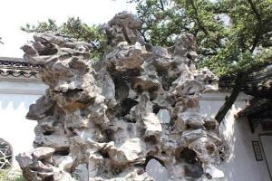 青海水泥塑山